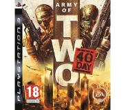 Sony Army of Two: The 40th Day PS3