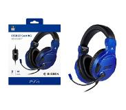 Bigben Interactive PS4/PS5 Gaming Headset V3 - Blue - kuulokkeet - Sony Playstation 5