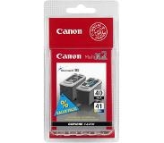 Canon PG-40 BLACK / CL-41 COLOR MULTI-PACK