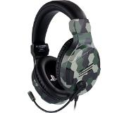 Bigben Interactive PS4/PS5 Gaming Headset V3 - Green - kuulokkeet - Sony Playstation 5