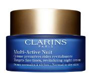 Clarins Multi-Active Nuit (Norm/Dry Skin) 50ml