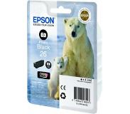 Epson Singlepack Photo Black 26 Claria Premium Ink