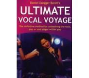 Book Ultimate Vocal Voyage: The Definitive Method for Unleashing the Rock, Pop or Soul Singer Within You [With CD]