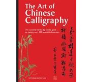 Book The Art of Chinese Calligraphy: The Essential Stroke-By-Stroke Guide to Making Over 300 Beautiful Characters