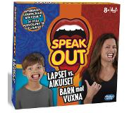 Hasbro - Speak Out - Lapset vs. Aikuiset