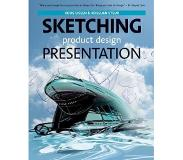 Book Sketching, product design presentation