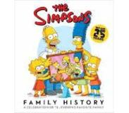 Book The Simpsons Family History
