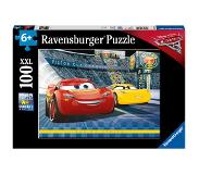 Disney Cars 3 PUZZLE 100PCS ,
