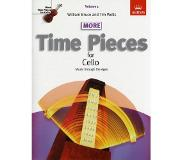 Book More Time Pieces for Cello