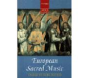 Book European Sacred Music