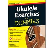 Book Ukulele Exercises For Dummies