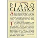 Book The Library Of Piano Classics