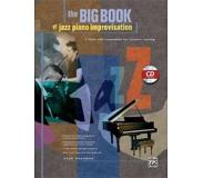 Book Big Book of Jazz Piano Improvisation