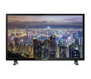 "Sharp LC-40FG3142E 40"" Full HD Musta LED-televisio"