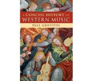 Book A Concise History of Western Music