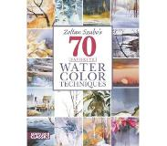Book Zoltan Szabo's 70 Favorite Watercolor Techniques
