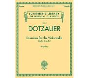 Book Exercises for the Violoncello - Books 1 and 2