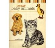 Book Draw Baby Animals