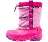 Crocs SWIFTWATER WATERPROOF Saappaat party pink/candy pink 30/31