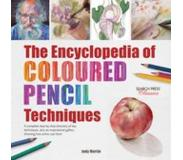 Book Encyclopedia of coloured pencil techniques - a complete step-by-step direct