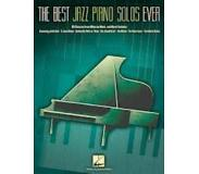 Book The Best Jazz Piano Solos Ever