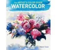 Book The Artist's Color Guide--Watercolor