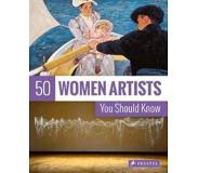 Book 50 Women Artists You Should Know