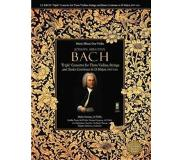 Book Johann Sebastian Bach: Concerto for Three Violins and Orchestra, D Major [With 2 CDs]