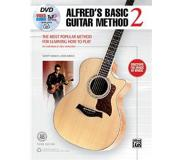 Book Alfred's Basic Guitar Method, Bk 2: The Most Popular Method for Learning How to Play, Book, DVD & Online Audio, Video & Software