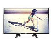 "Philips 4000 series 32PHS4132/12 32"" HD Musta LED-televisio"