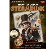 Book How to Draw Steampunk
