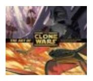 Book The Art Of Star Wars: The Clone Wars