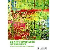Book 50 Art Movements You Should Know