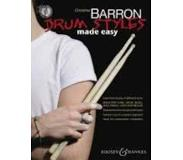 Book Drum Styles Made Easy