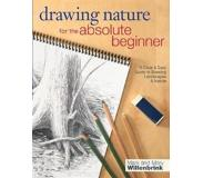 Book Drawing Nature for the Absolute Beginner
