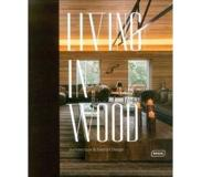 Book Living in Wood