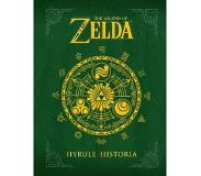 Book The Legend of Zelda: Hyrule Historia Strategy Game Guide