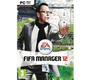 Electronic Arts FIFA Manager 12, PC