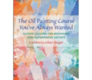Book The Oil Painting Course You've Always Wanted