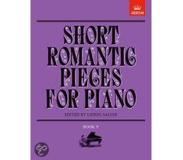 Book Short Romantic Pieces for Piano