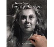 Book How to Draw Portraits in Charcoal