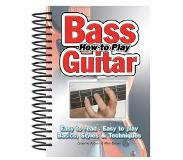 Book How to Play Bass Guitar