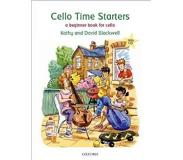 Book Cello Time Starters + CD