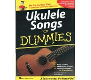 Book Ukulele Songs For Dummies
