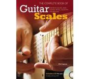Book The Complete Book of Guitar Scales: For Rock, Blues, Jazz, Fusion, Metal, Country, and Beyond