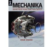 Book Mechanika, Revised and Updated: Creating the Art of Space, Aliens, Robots and Sci-Fi