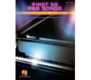 Hal Leonard Publishing Corporation (COR) First 50 R&B Songs You Should Play on Piano