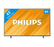 Philips 6700 series Erittäin ohut 4K Smart LED -TV 43PUS6703/12
