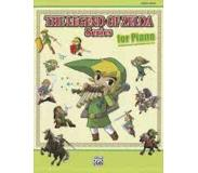 Book The Legend Of Zelda Series For Piano: Intermediate-Advanced Edition