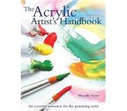 Book The Acrylic Artist's Handbook: An Essential Reference for the Practicing Artist